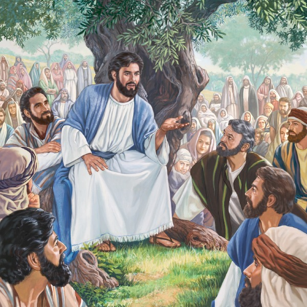 Jesus' Sermon on the Mount | Life of Jesus