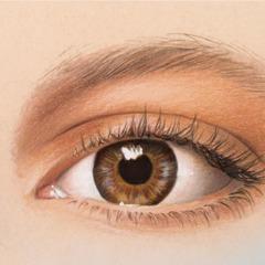 Egy emberi szem