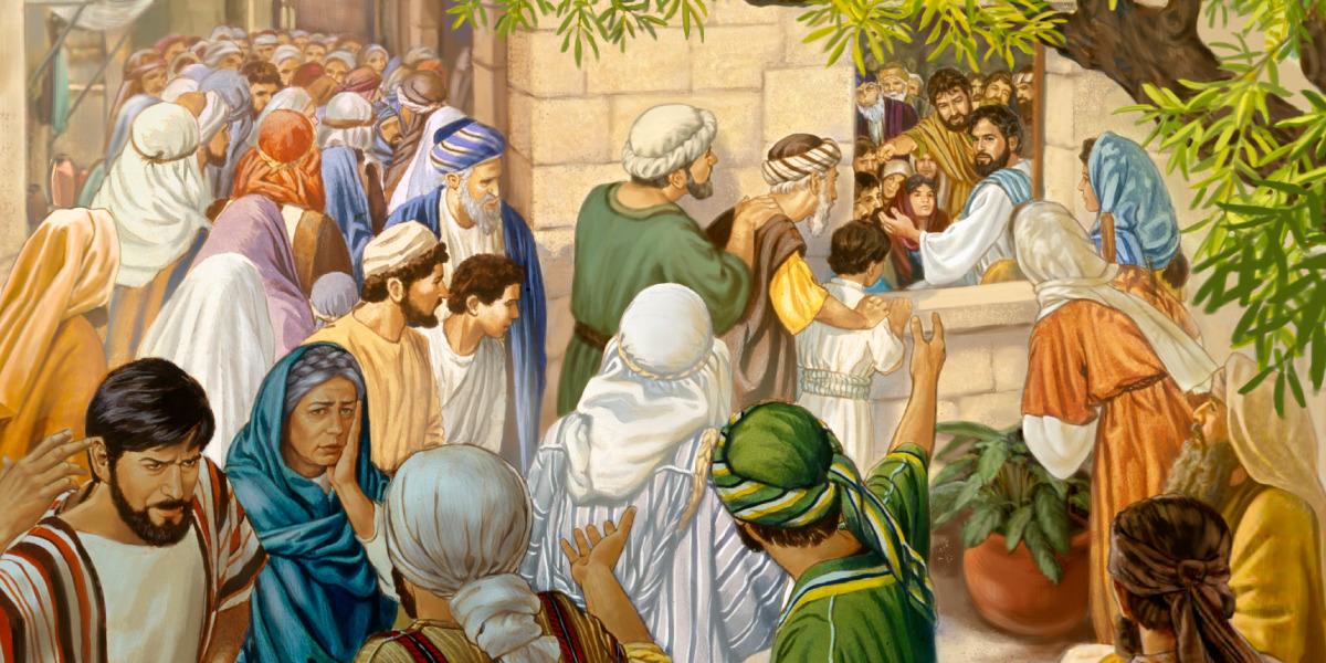 milagros de la naturaleza de jesus