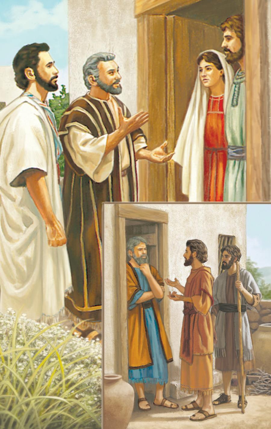 kingdom preaching and training the apostles life of jesus