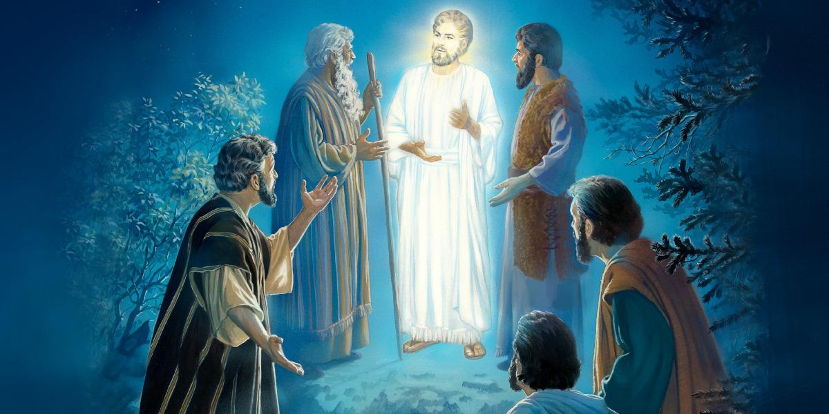 The Transfiguration of Jesus | Life of Jesus