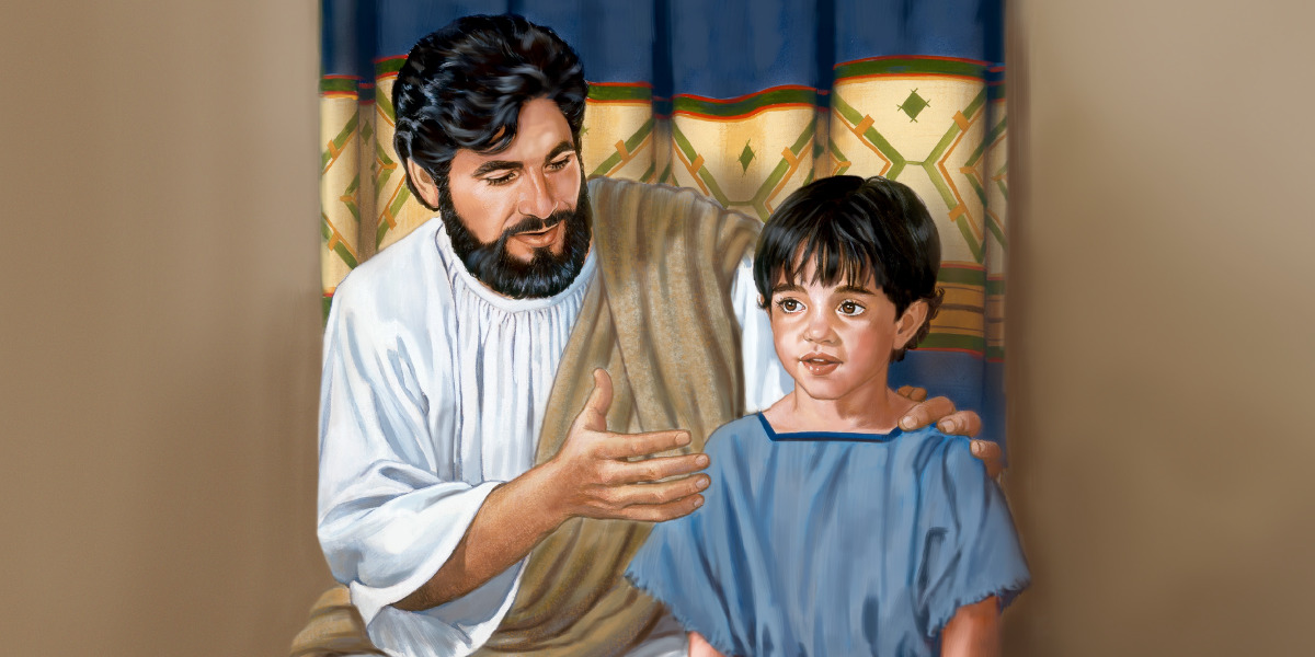 Jesus Teaches a Lesson in Humility | Life of Jesus