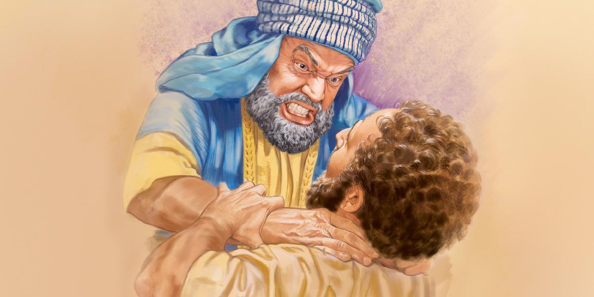 Jesús Enseña Una Lección Sobre El Perdón La Vida De Jesús