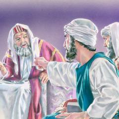 Никодим брани Исуса