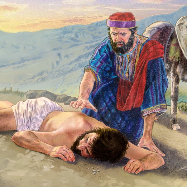 Jesús De Del La Historia SamaritanoVida Cuenta Buen 2DHIEW9