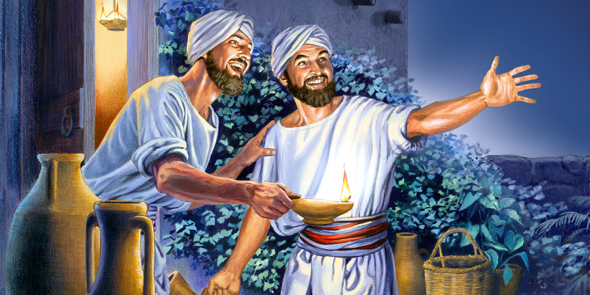 El mayordomo fiel debe estar preparado | La vida de Jesús