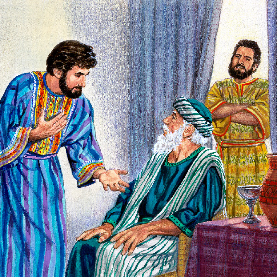 jesus u0027 parable of the prodigal son life of jesus