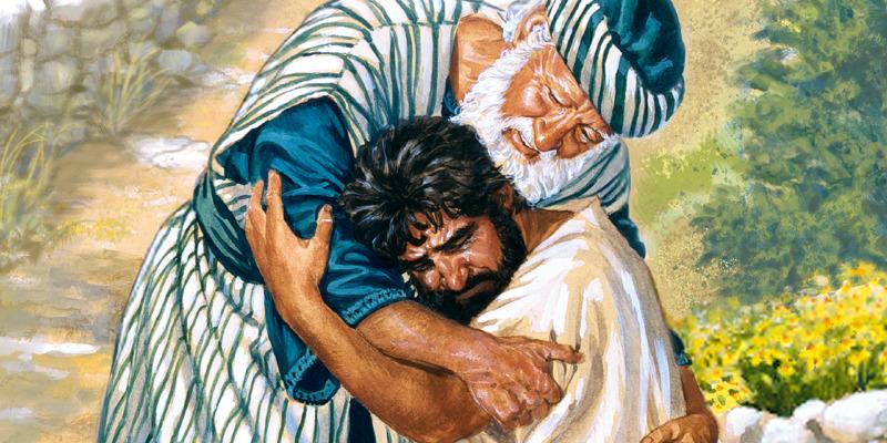 de gelijkenis van de verloren zoon | het leven van jezus