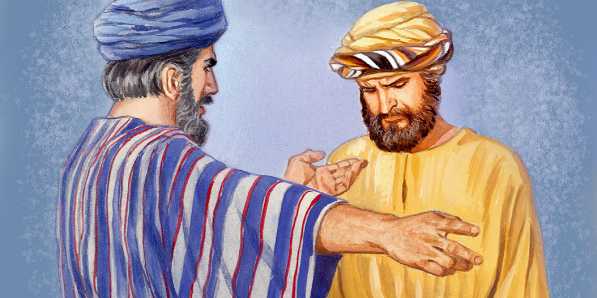 The Steward Makes Friends by Means of 'Unrighteous Riches' (Luke 16