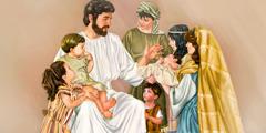 Gbẹtọ lẹ to ovi yetọn lẹ plan wá Jesu dè
