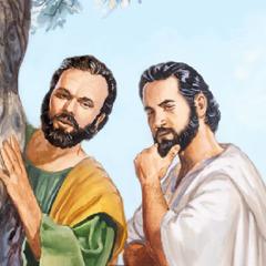 Jakob in Janez