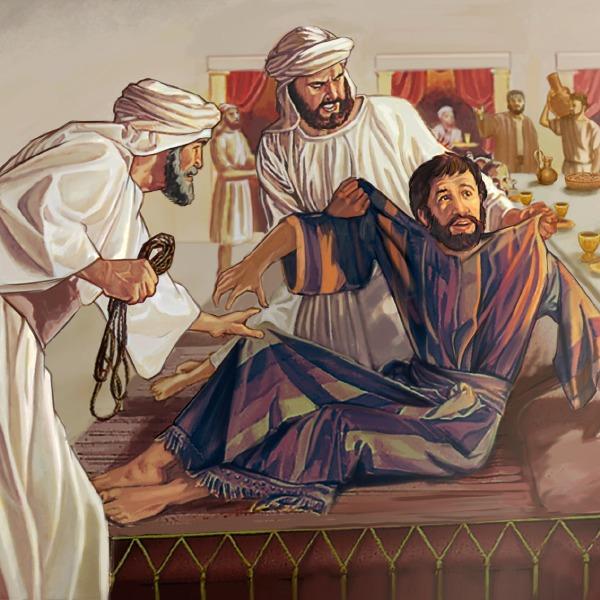 d8d86a1b3 Jesús pone el ejemplo del banquete de boda (Mateo 22)