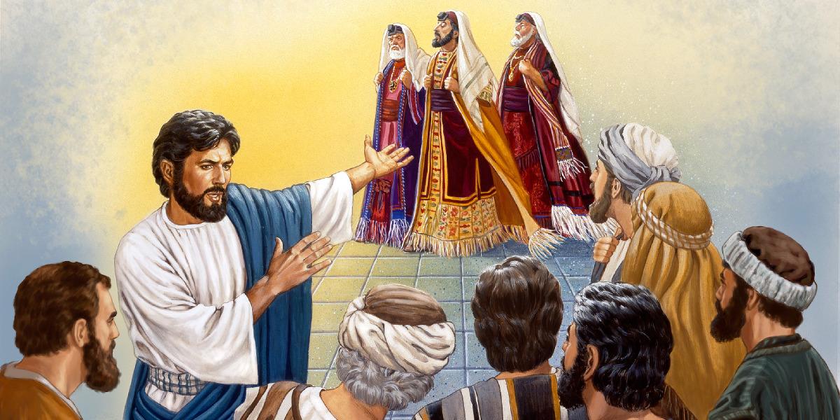 Resultado de imagen de imagenes de los escribas hablando con Dios