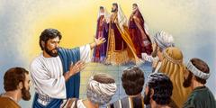Giyagyag ni Jesus ang mga lider sa relihiyon
