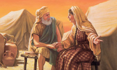 അബ്രാഹാം സാറയുടെ വാക്കു കേൾക്കുന്നു