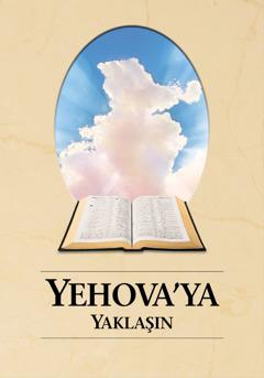 «Yehovaya yaxınlaş» kitabının üz qabığı