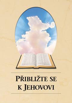 Titulní strana knihy Přibližte se k Jehovovi