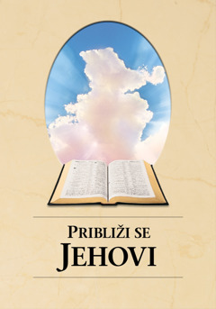 Naslovnica knjige Približi se Jehovi