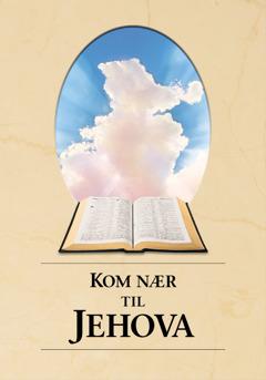 Forsiden af bogen Kom nær til Jehova