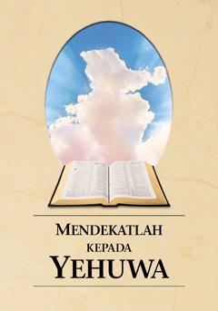 Sampul buku Mendekatlah kepada Yehuwa
