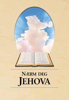 Forsiden til boken Nærm deg Jehova