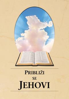 Naslovna strana knjige Približi se Jehovi