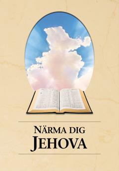 Omslaget till boken Närma dig Jehova.
