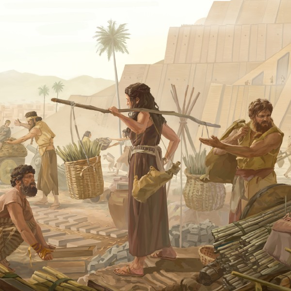 La Torre De Babel Lecciones De La Biblia Para Niños