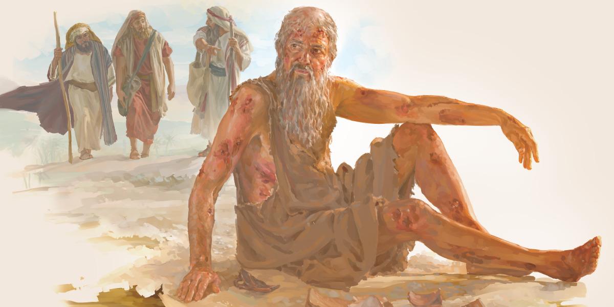 Quién fue Job? | Lecciones de la Biblia para niños