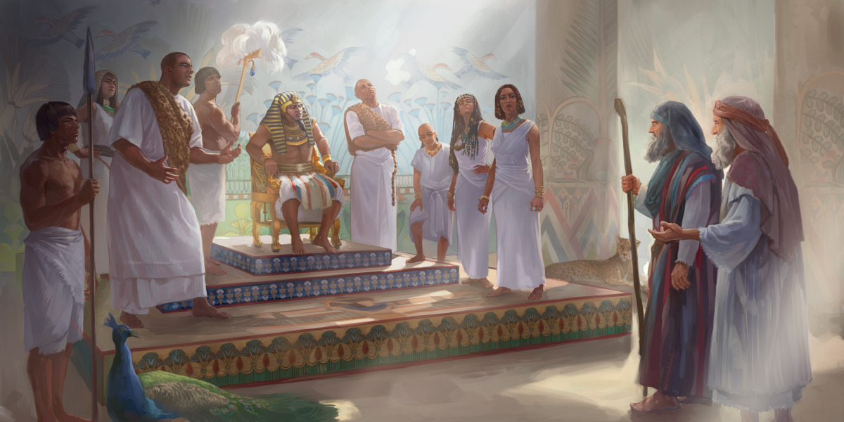 The First Three Plagues of Egypt   Children's Bible Lessons