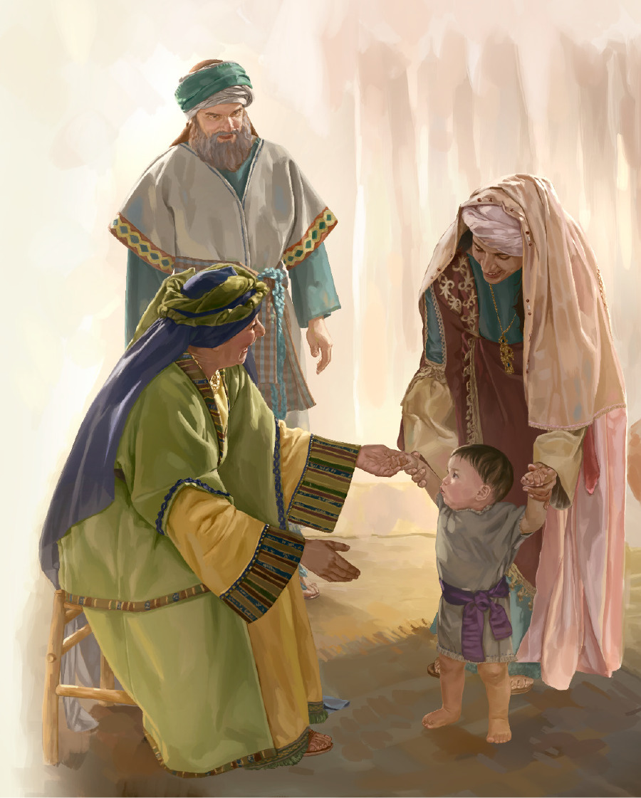 ruth and naomi children u0027s bible lessons