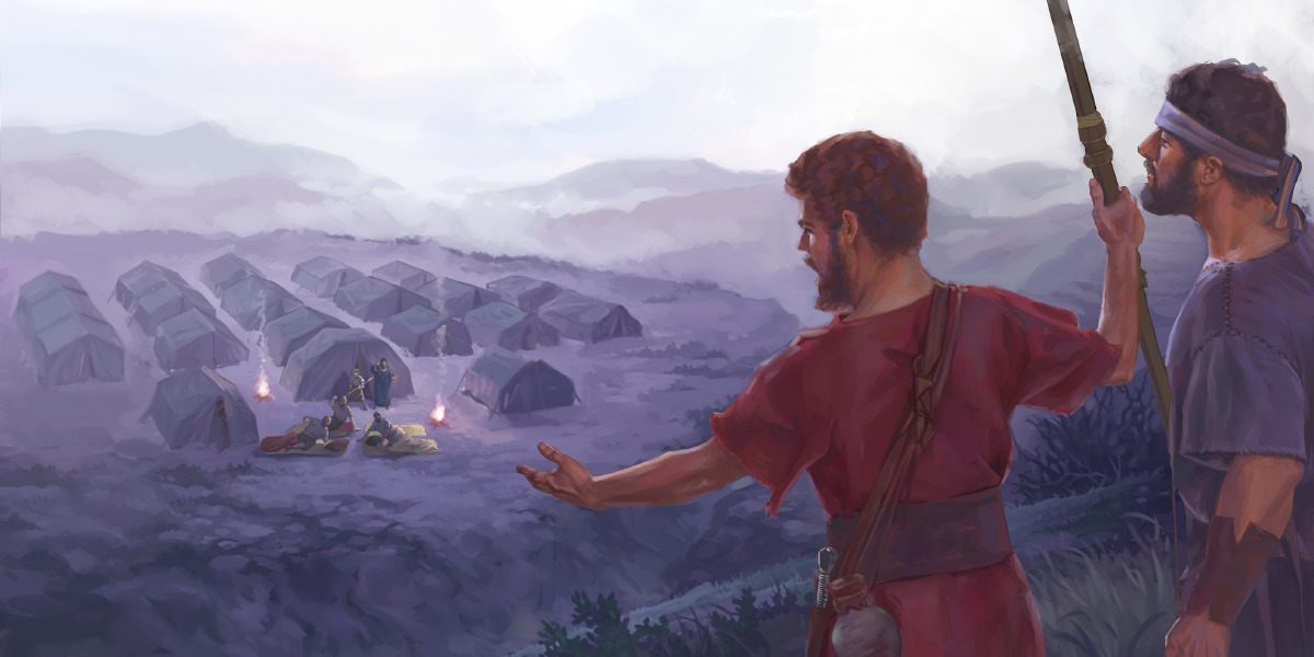 King Saul and David   Children's Bible Lessons