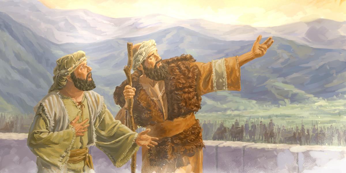 El Profeta Eliseo Ve El Ejército De ángeles De Dios Lecciones De