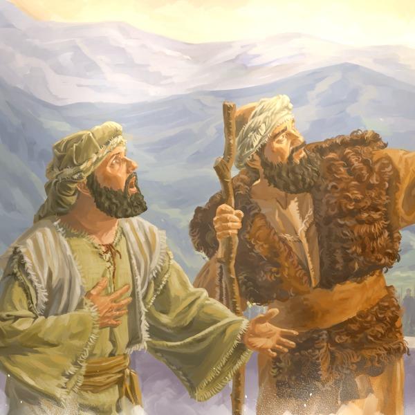 O profeta Eliseu vê um exército de anjos | Lições da Bíblia