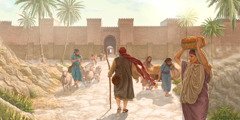 يونان يقترب من مدينة نينوى