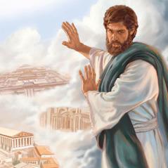 Jezi pa t aksepte lè Satan te ofri l tout wayòm ki nan monn nan.