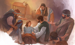 Jesu o tsosa morali oa Jairuse