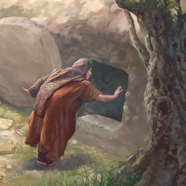 La Resurrección De Jesús Lecciones De La Biblia Para Niños
