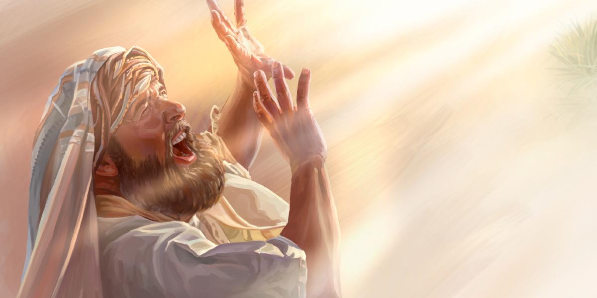 Jesús Elige A Saulo Lecciones De La Biblia Para Niños