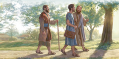 Paul, Silas, and Timothy