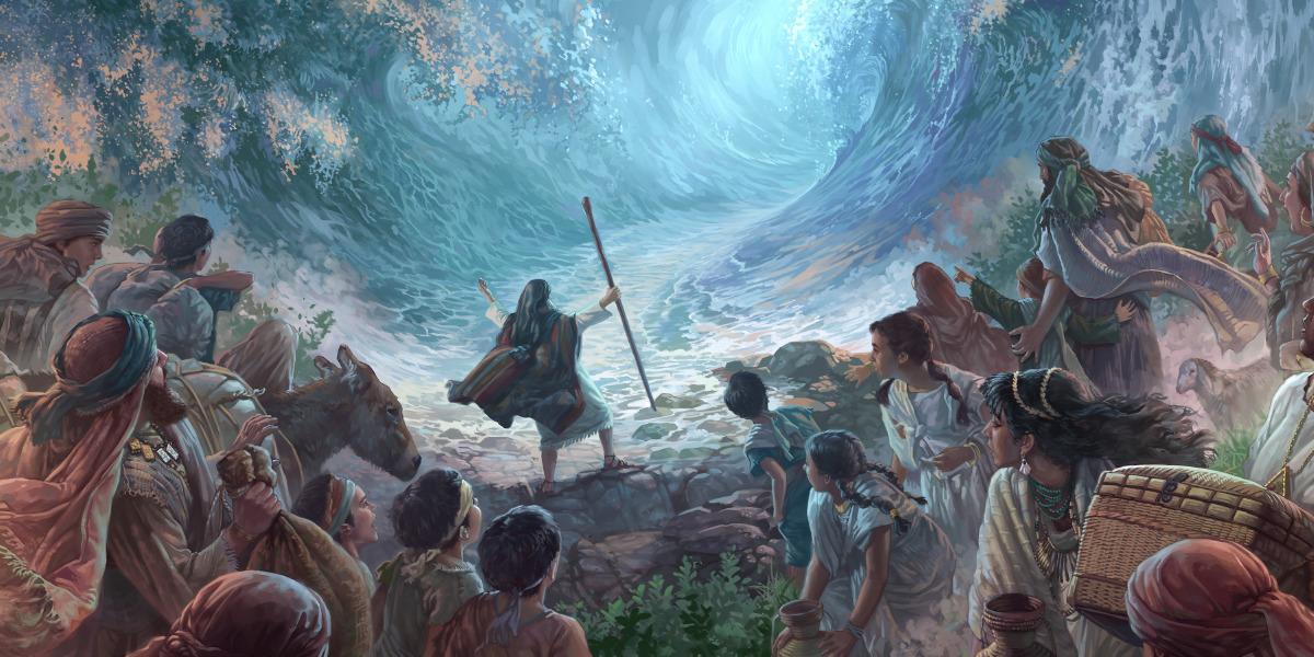 Introducción a la sección 4 | Lecciones de la Biblia para niños