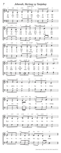 Jehovah, Herinay sy Tanjakay
