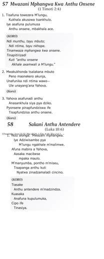 Titsidzikize Ntimathu