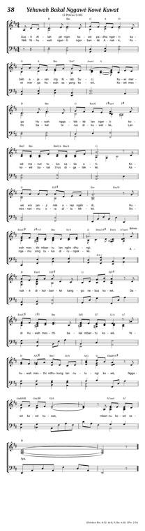 Yéhuwah sing Bakal Nguwatké