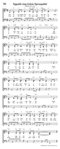Nggolèka sing Gelem Nampa