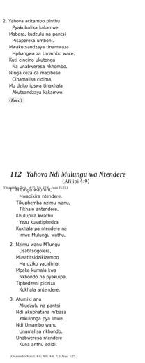 Ndife Nsoka wa Anyankhondo a Yahova!