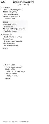 'Yeserani Muone Kuti Yahova Ndi Wadidi'