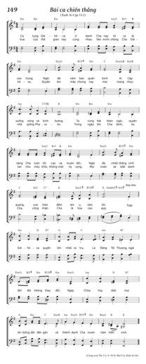 Bài ca chiến thắng