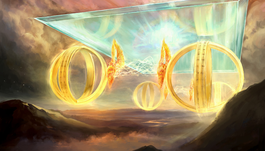 Ezekiel's Visions of God —Ezekiel 1:1