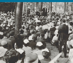 Một hội nghị của Học viên Kinh Thánh năm 1919
